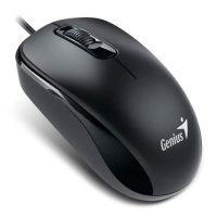 Mouse Genius DX-120 Negro