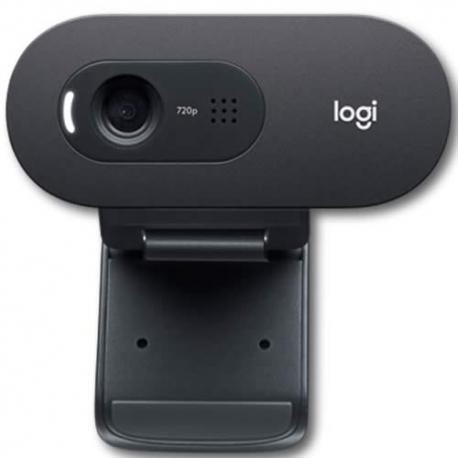 Cámara web HD Logitech C505e