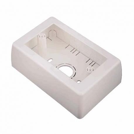 Caja plástica de sobreponer 40 mm - DEXSON