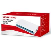 Switch de 8 Puertos 10/100 Mercusys MS-108